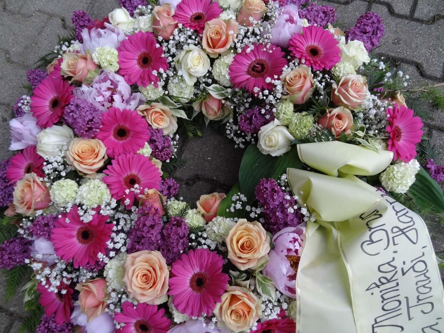 floral kreativ Petra Mandl Trauer 1