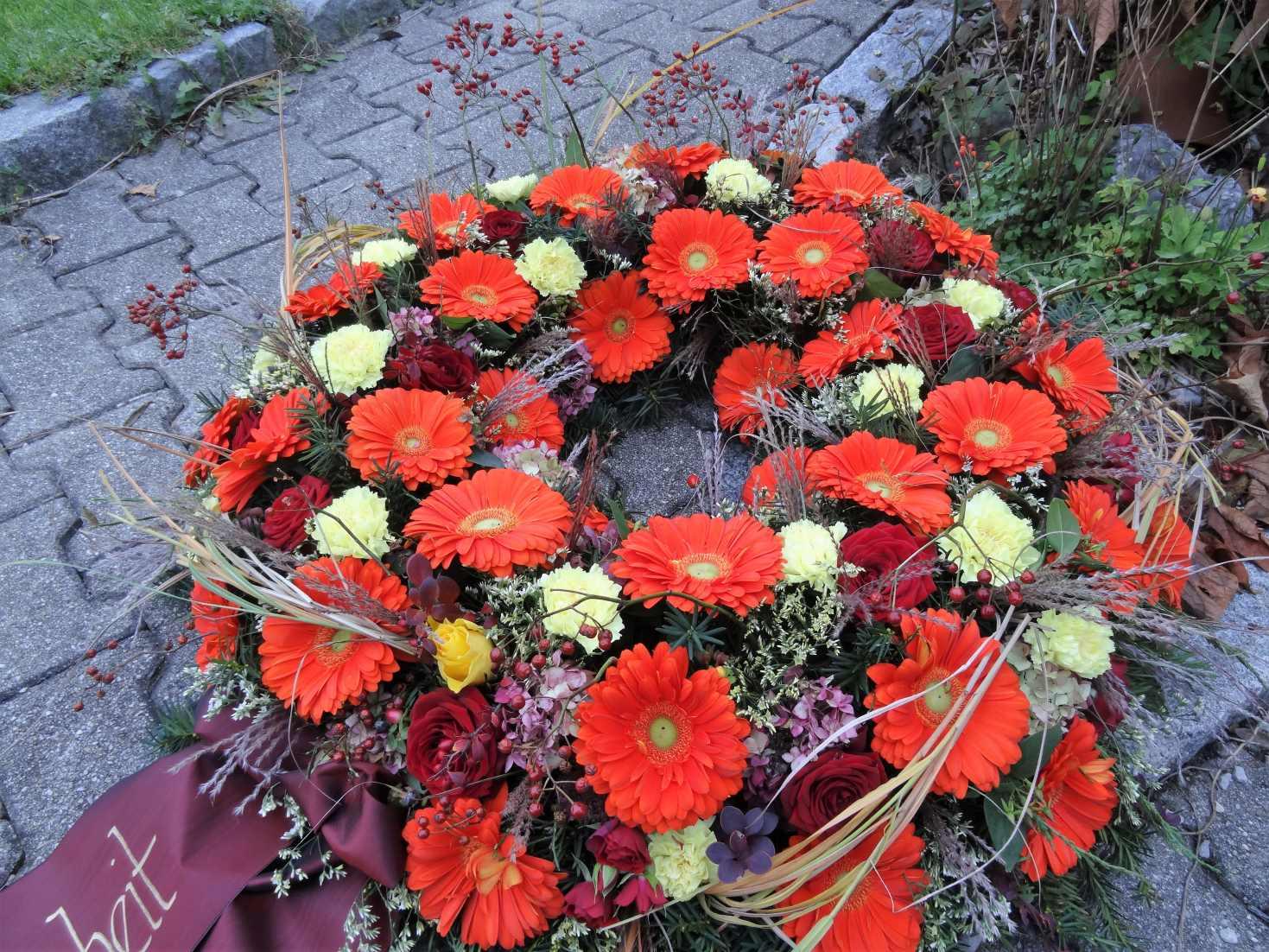 floral kreativ Petra Mandl Trauer 10