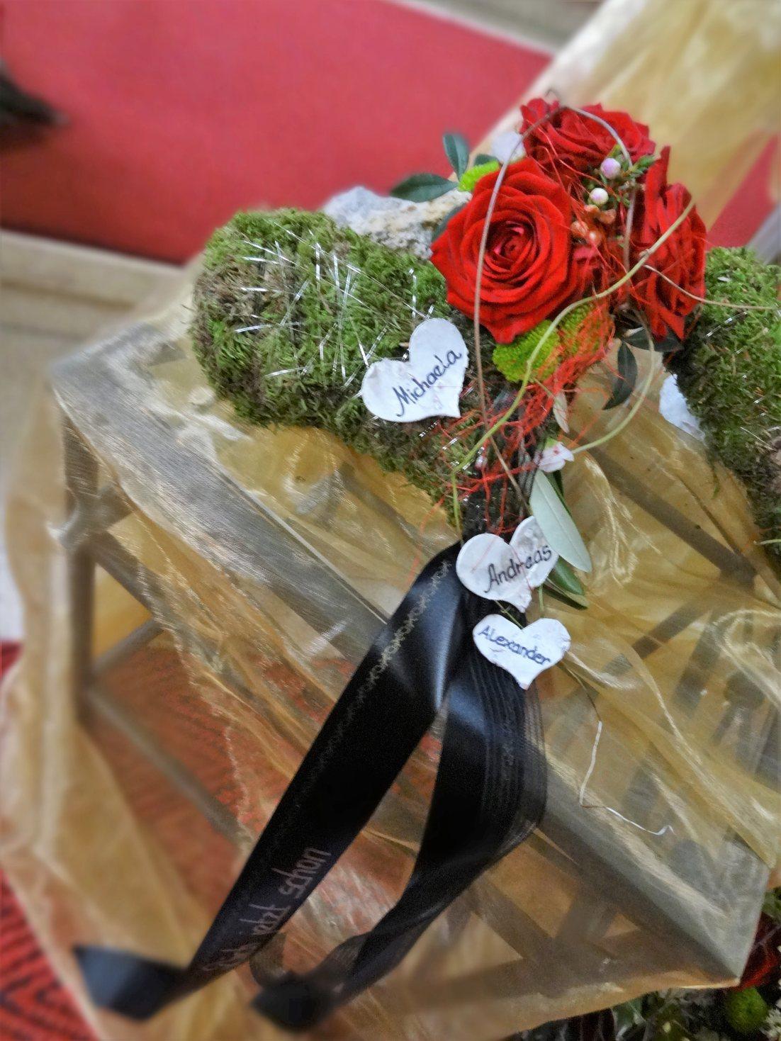 floral kreativ Petra Mandl Trauer 2