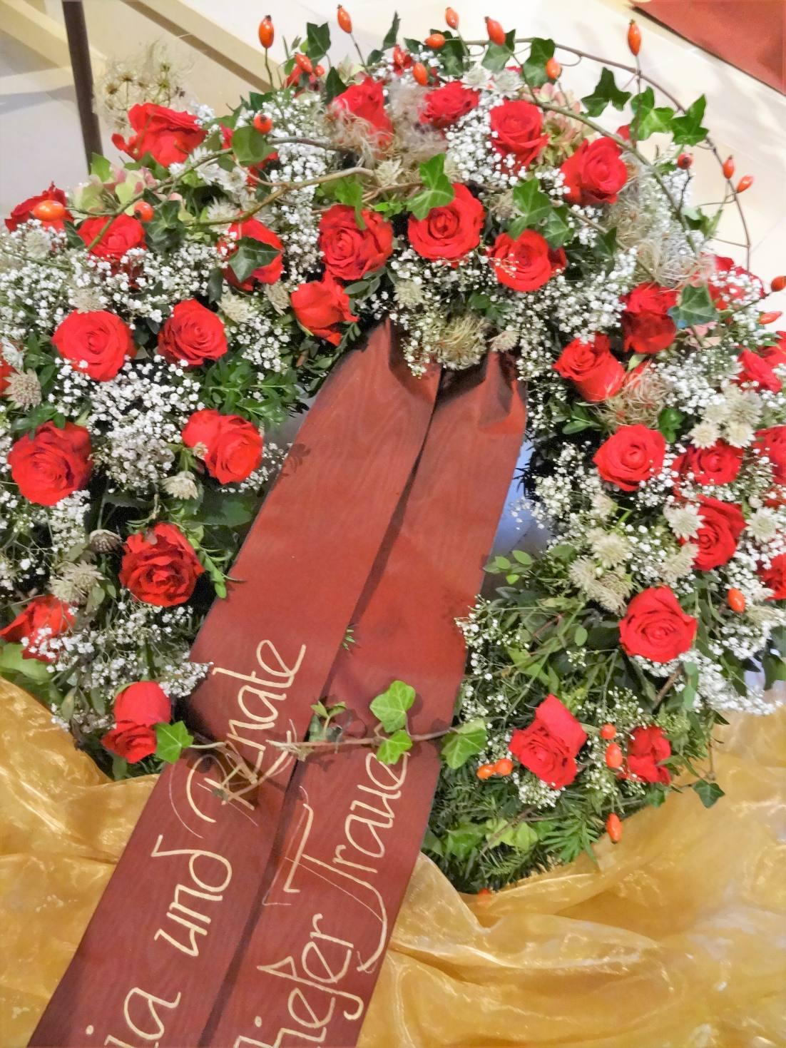 floral kreativ Petra Mandl Trauer 5