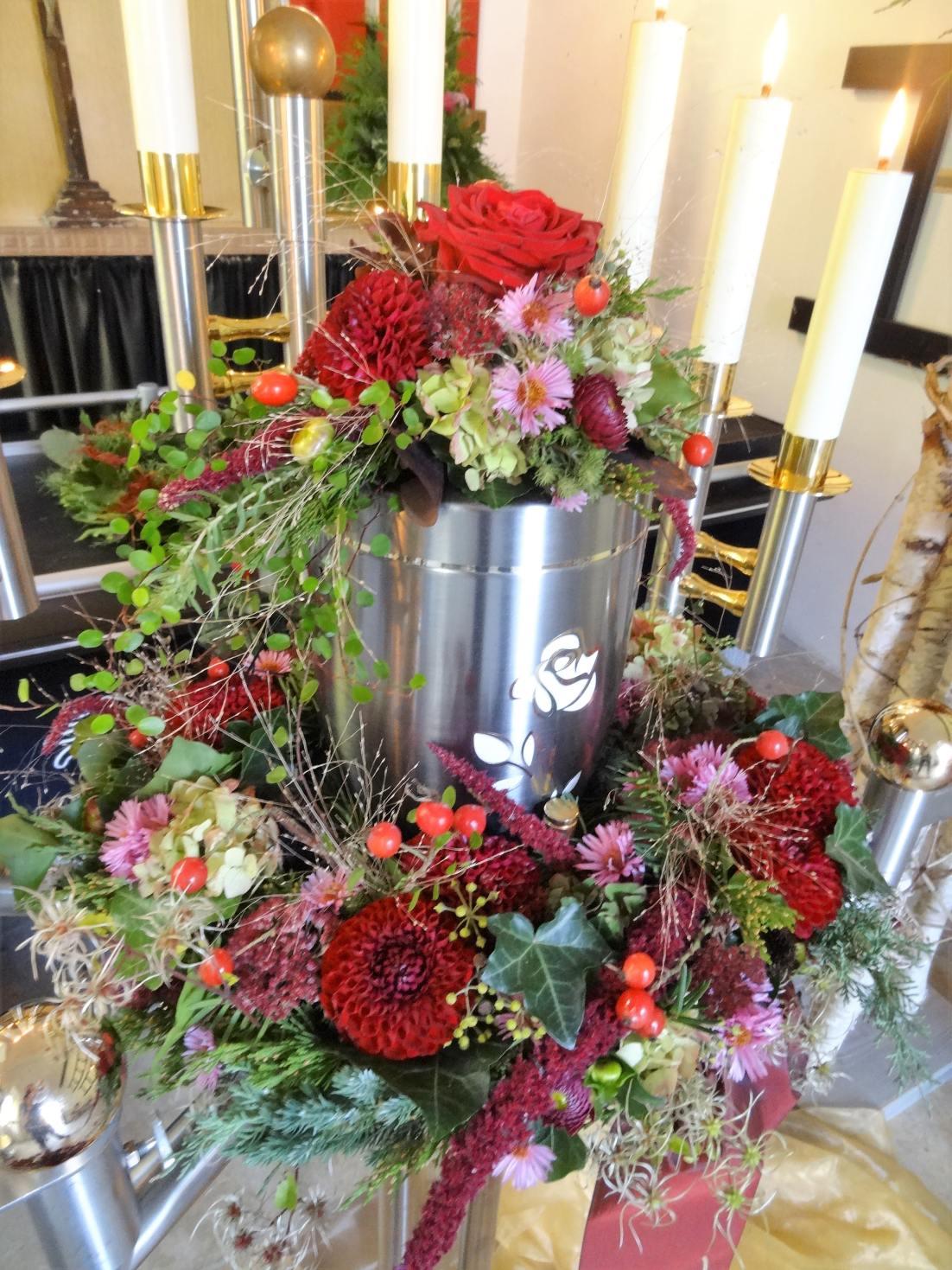floral kreativ Petra Mandl Trauer 6