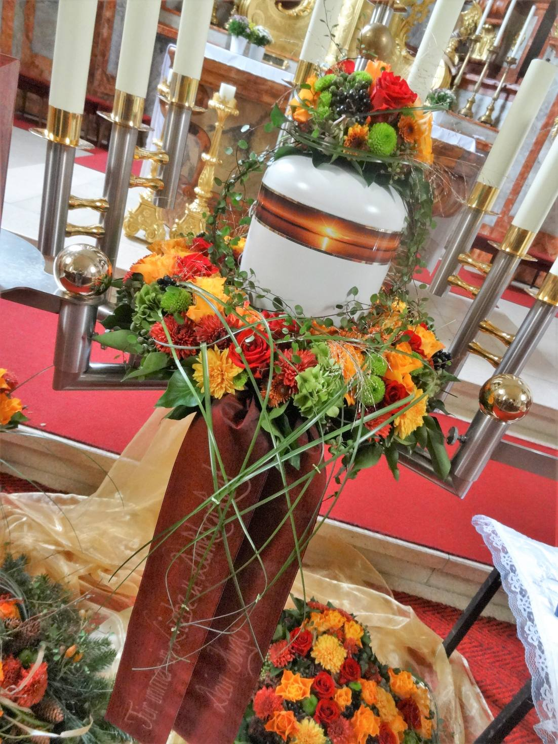 floral kreativ Petra Mandl Trauer 8