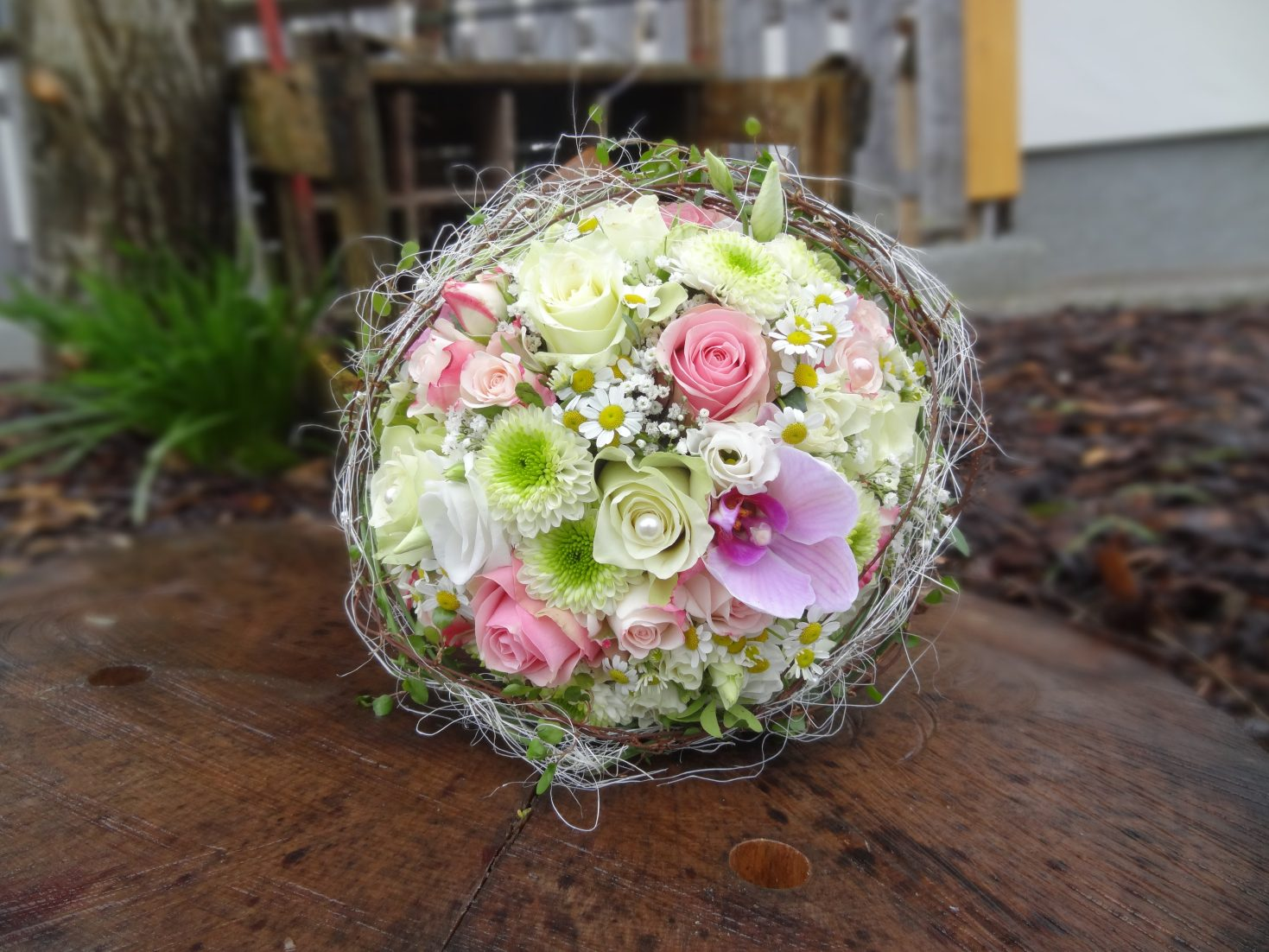floral kreativ Petra Mandl Hochzeit 1