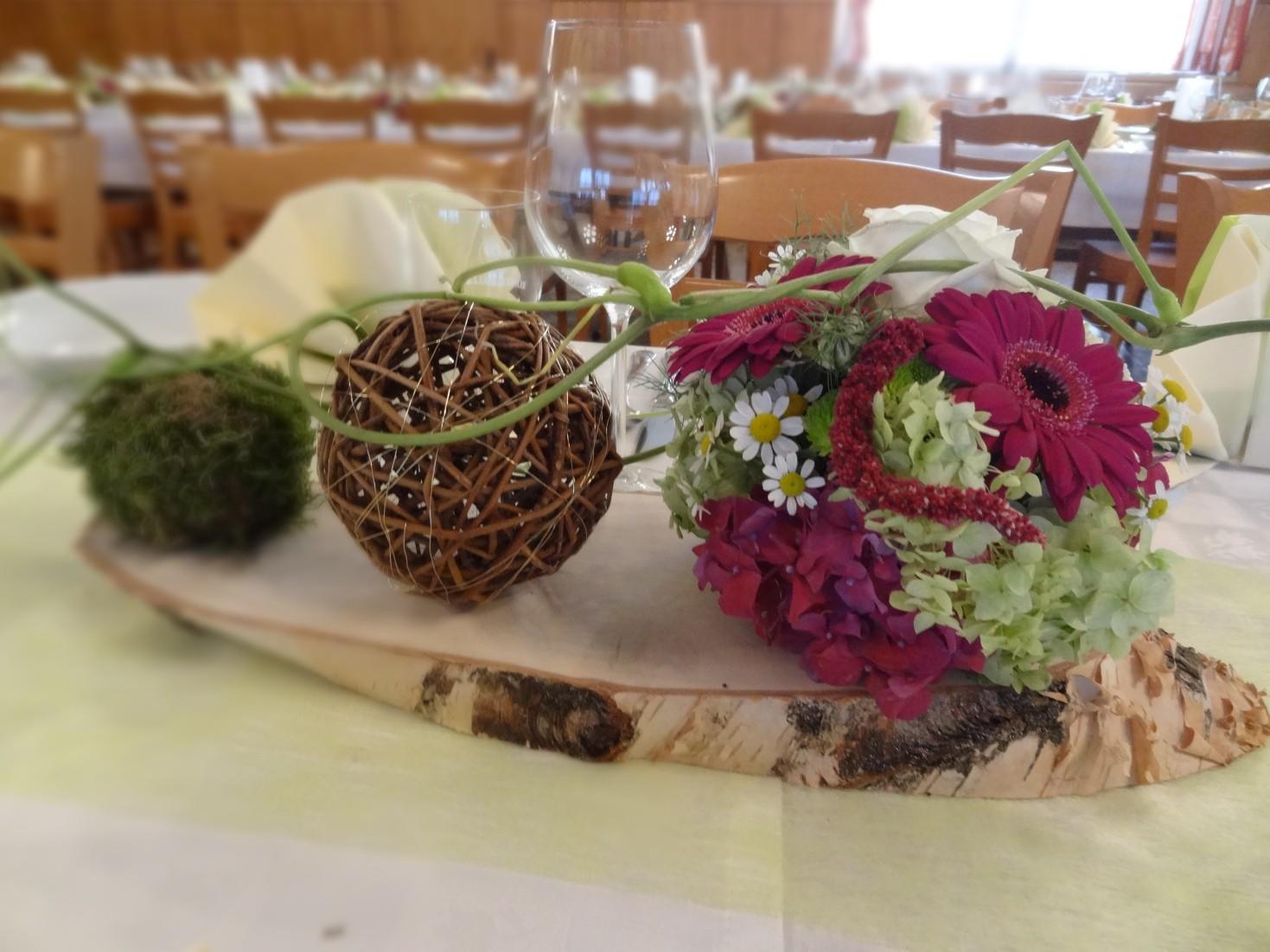 floral kreativ Petra Mandl Hochzeit 11