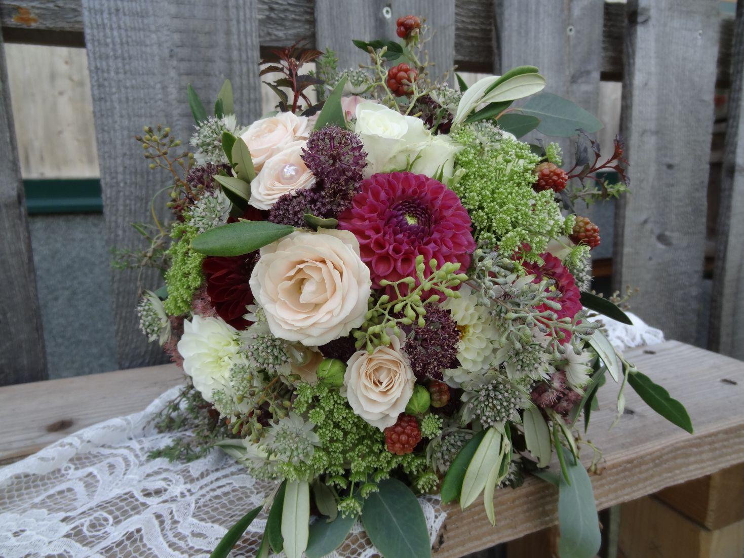 floral kreativ Petra Mandl Hochzeit 16