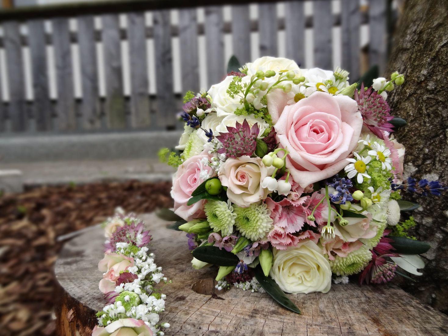 floral kreativ Petra Mandl Hochzeit 2