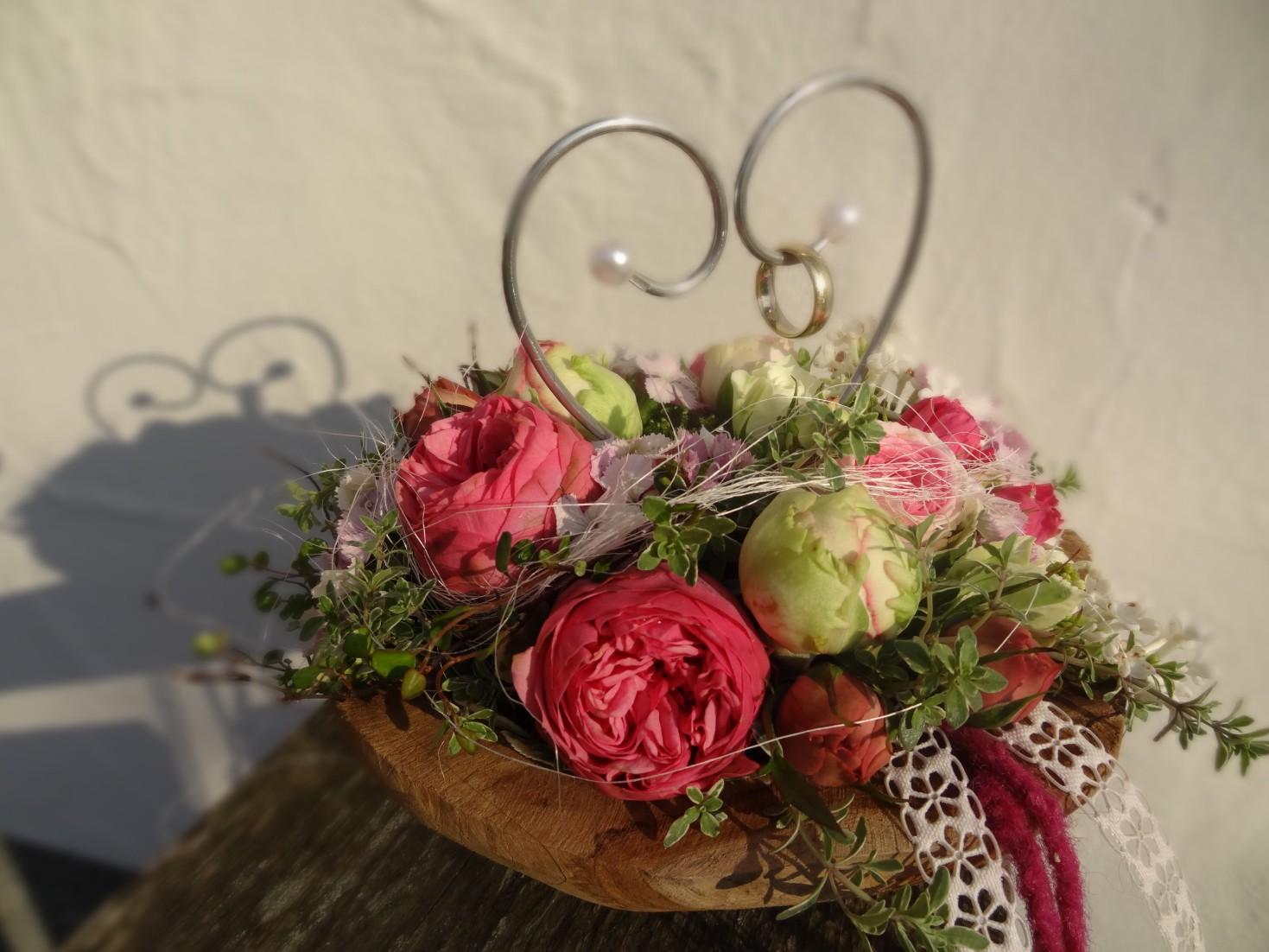 floral kreativ Petra Mandl Hochzeit 3