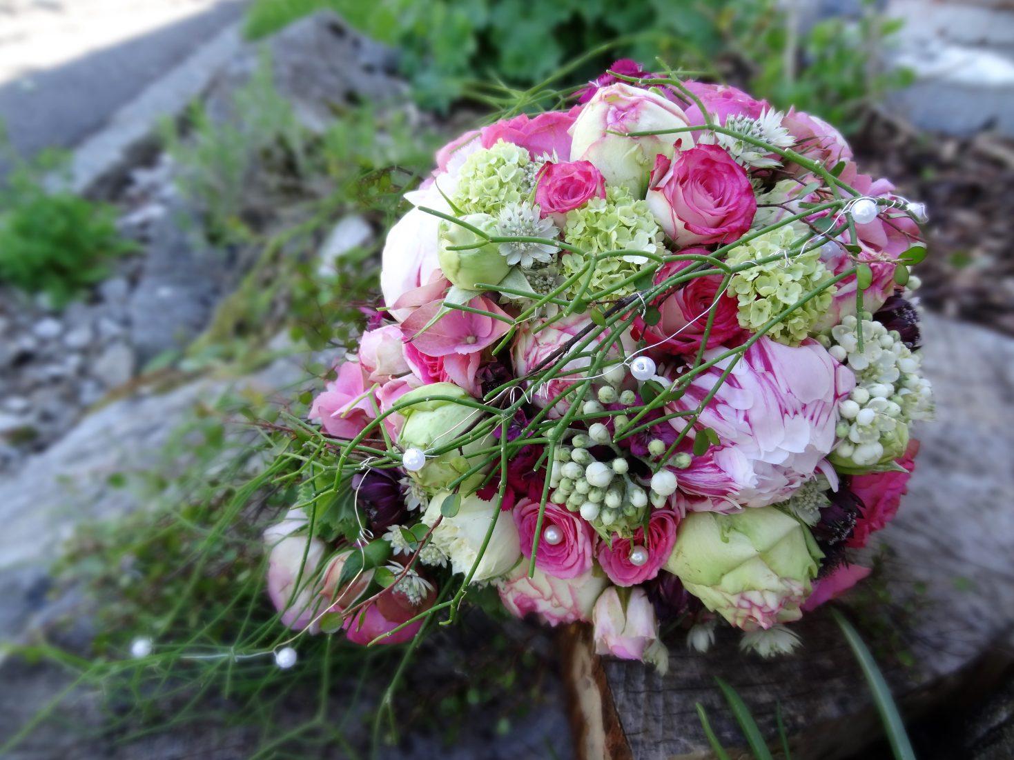 floral kreativ Petra Mandl Hochzeit 4